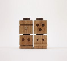 dino sanchez totems #craft #toys #wooden