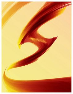Visions | Part II of II on the Behance Network #abstract #vector #derek #fire #vision #gangi #hawk