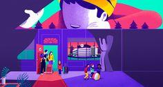 Ronald Mcdonald's Illustrations on Behance