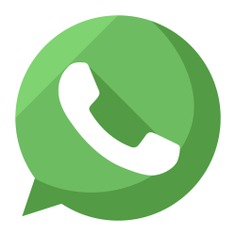 See more icon inspiration related to whatsapp, logo, social media, social network, brands and logotypes, brand and logotype on Flaticon.
