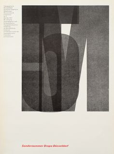 Cover from 1967 issue 5 #typography #composition #classic #grids #cover design