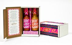 LittleCo_Valentine_02 #sauce #packaging #little #hot #typography