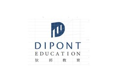 Logo and Brand Identity for Dipont, and educational institution in Shanghai. by Melo & Yan Design Studio Shanghai #education #branding #educational #university #college #brand #identify #brandingdesign #shanghai #china #learning