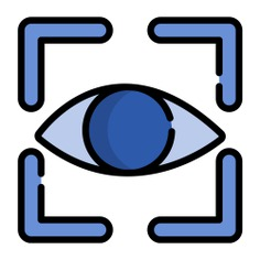 See more icon inspiration related to eye, look, view, ui, seo and web, optical, visualize, focus, vision, interface and target on Flaticon.