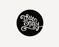 True Story #logo #identity