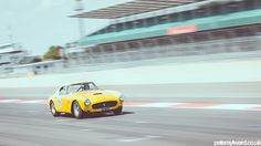 Silverstone Classic 2014 on Behance #ferrari #classic #silverstone #car #race