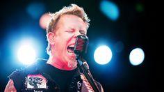 James fucking hetfield !, Metallica #stage #again #lights #hetfield #the #james #metallica #noose #swing #fun #awesomeness
