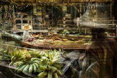 Bangkok Street Photography by Riccardo Magherini