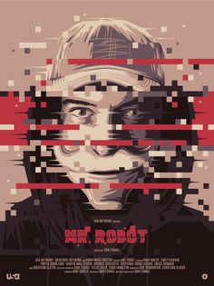 Mr. Robot Poster Design