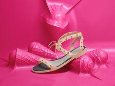Eat My Melissa ! on Behance #pink #photography