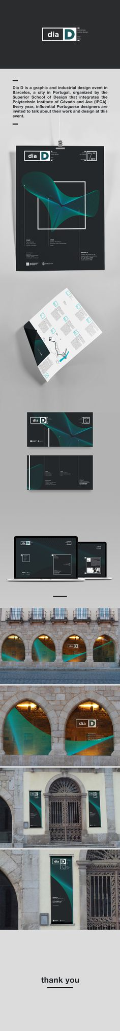 Dia D - ESD - IPCA on Behance