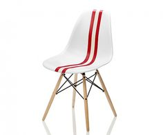 cielbleu | Bally Meets Herman Miller – Eames Chair #furniture #eames