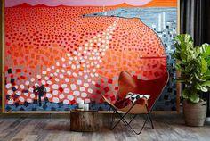 The Schaller Studio - Boutique Art Hotel - www.homeworlddesign.com (18) #boutiquehotel #architecture #travel #art