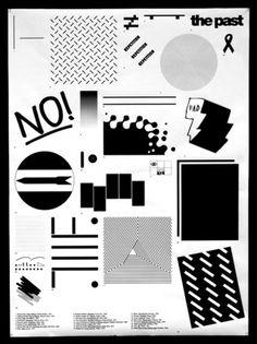 Ken Meier, graphic design #design #geometric #poster