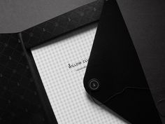 Willow Club Identity on Branding Served #design #dark #typography