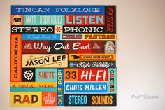 All sizes | Colt Bowden | Flickr - Photo Sharing! #sign #type #painting #typography