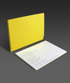 HarperCollins Invite 2011 | Work | One Darnley Road - Design + Digital #typography #letterpress #invitations