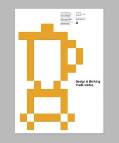 Selection of posters on the Behance Network #design #master #poster #esad #blender #typography