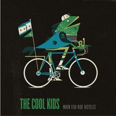 FFFFOUND! | 33.3 art show #kids #frogs #dope #cook