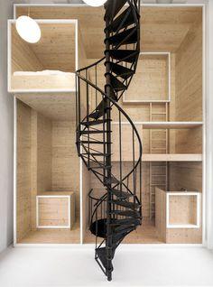 RoomOnTheRoof-14 #interior #design #decor #deco #decoration