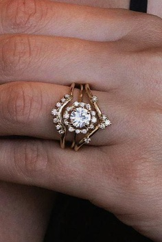 Every girl will find the most beautiful one. Timeless diamonds or unique rings – all latest trends through 2019 you can find in this post.