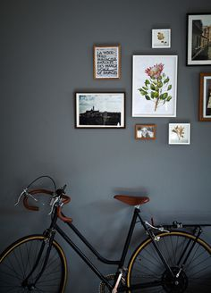 small, dark and dreamy / sfgirlbybay #interior design #decoration #decor #deco
