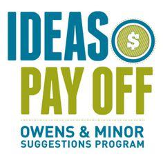 Ideas Pay Off Logo #logo #design #branding