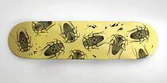 #cockroach #skateboard by Dan Funderburgh