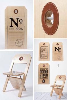 Life's Little Jems - Life's Little Jems #chair #design #firme #label #felix #la #guyon #folding #oversized