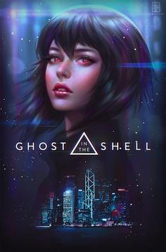 Ghost in the Shell – Major Kusanagi, Abigail Diaz