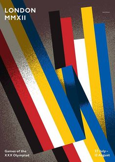 fit: london 2012 olympics posters by british designers #olympics