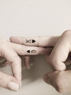 King and Queen – Tattoologist #tatoo