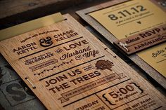 Awesome Wedding Invitations