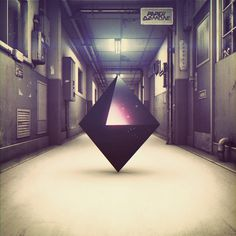 Paper Diamond: Paragon ::nook:: #album #illustration #cdcover