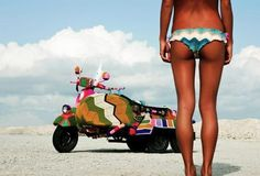 Colorful Photography by Magda Sayeg | Professional Photography Blog