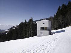 CJWHO ™ (Mountain Cabin | Marte Marte Architects With its...) #mountain #austria #design #photography #architecture #cabin