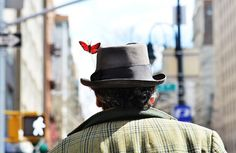 JAK & JIL BLOG #butterfly #man #photography