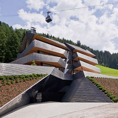 Dolomitenblick Residence by Plasma Studio #architecture
