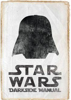 StarWars Posterby SamHallows #starwars #design #graphic #poster