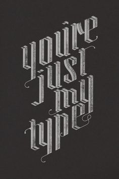http://pinterest.com/pin/268386459013341338/ #typography