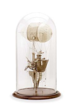 #steampunk #paper #machines #flight
