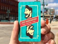 60 Stunning Business Card Design You'll Be Inspired By