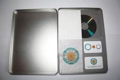 Self Promotion #packaging #texture #illustration #booklet #mailer #pattern #business #stationary #design #book #circles #identity #logo #promotion #leaflet #tin #envelope #cards #cd #self #journey #graphic