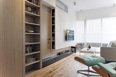 Grand Scholar: Contemporary Design for Small Apartment