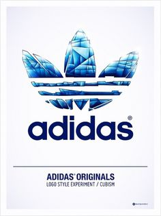 Adidas Originals Cubism « matmacquarrie.ca #adidas #originals #illustration #cubism #macquarrie #mat