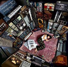 Funki Porcini - Fast Asleep #cover #album #art