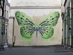 Hybrid Street Art by Ludo #art #street