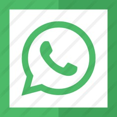 See more icon inspiration related to whatsapp, social network, social media, brand, logo and squares on Flaticon.