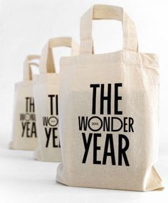 The Wonder Year #typography
