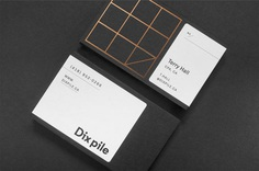 Dix pile - Branding on Behance